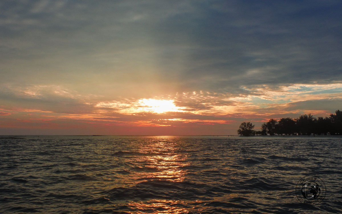 Sunset in Karimunjawa - Karimunjawa Islands Travel Guide and Information