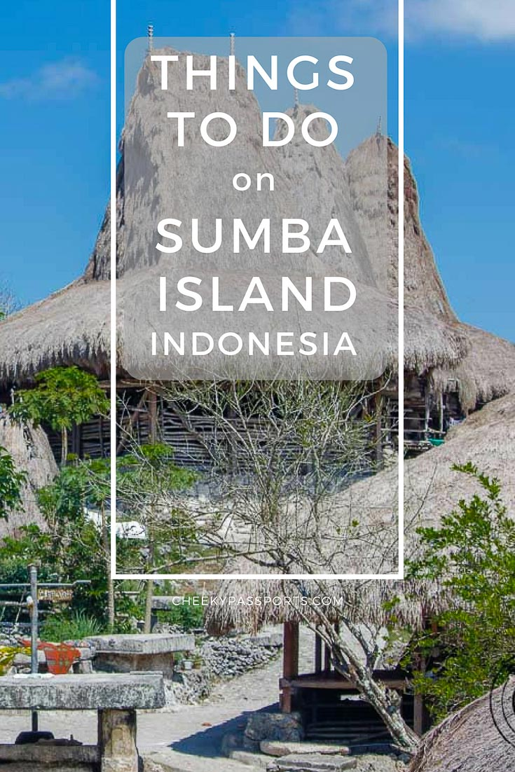 Things to do on Sumba Island Indonesia