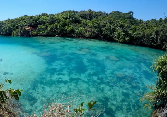We'ekuri lagoon - Things to do on Sumba Island Indonesia