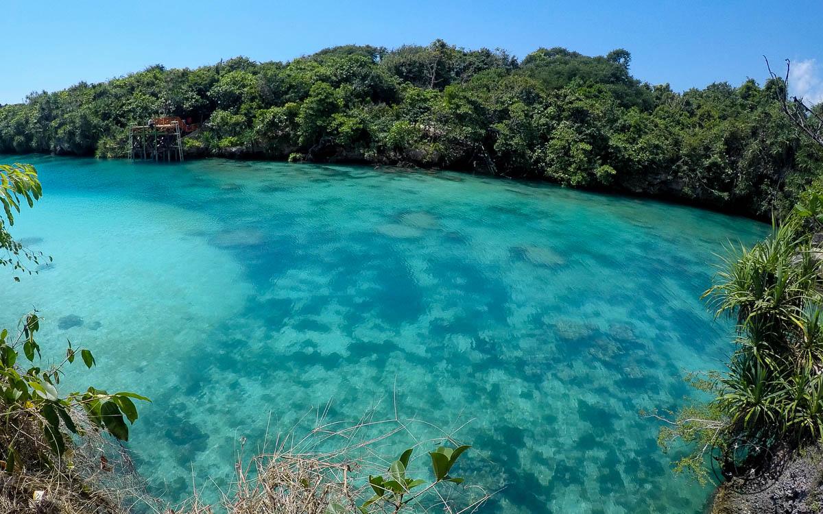 We'ekuri lagoon - Things to do on Sumba Island Indonesia