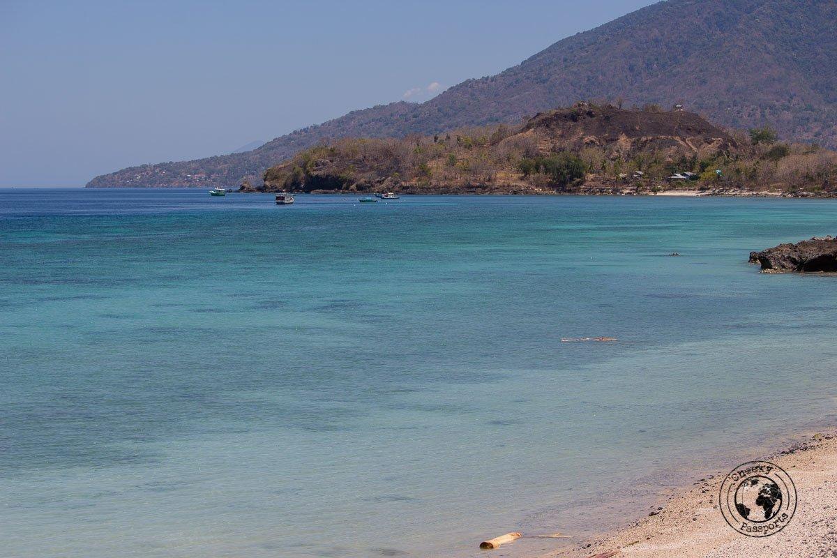 Kepa Island near Alor Island, Indonesia