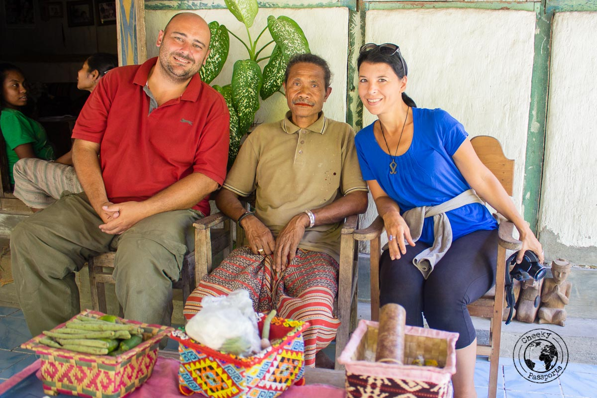 Meeting the King of Boti, West Timor - Our Best Travel Moments this year 2017