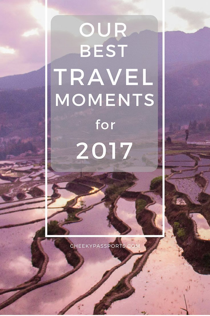 Our Best Travel Moments This Year