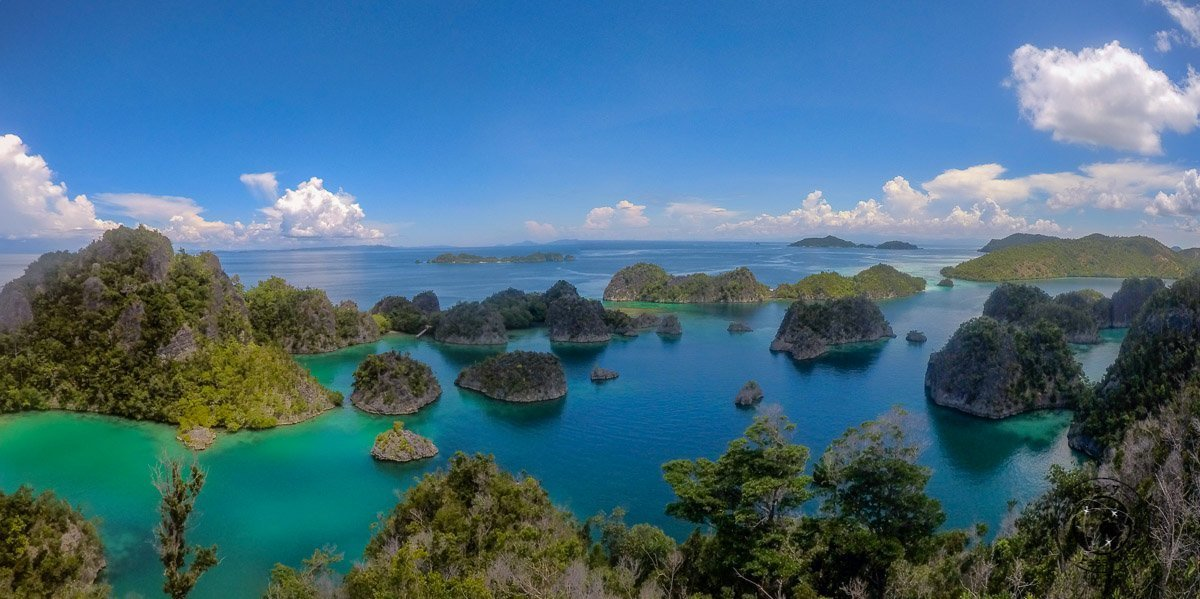 Pianemo Viepoint Raja Ampat - Our Best Travel Moments this year 2017