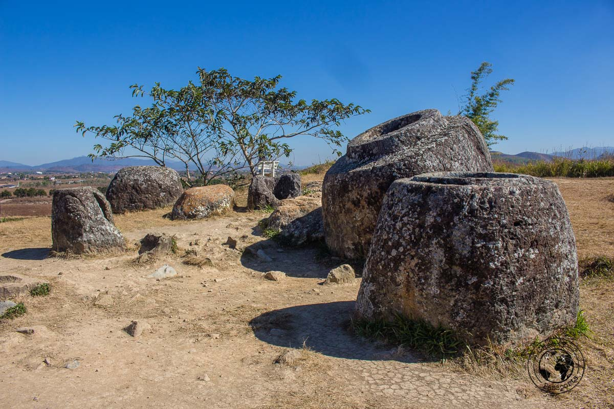 Plain of Jars, Laos - Our Best Travel Moments this year 2017