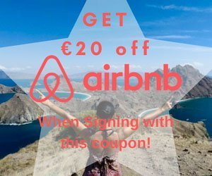An Airbnb voucher for Cheeky Passports' readers