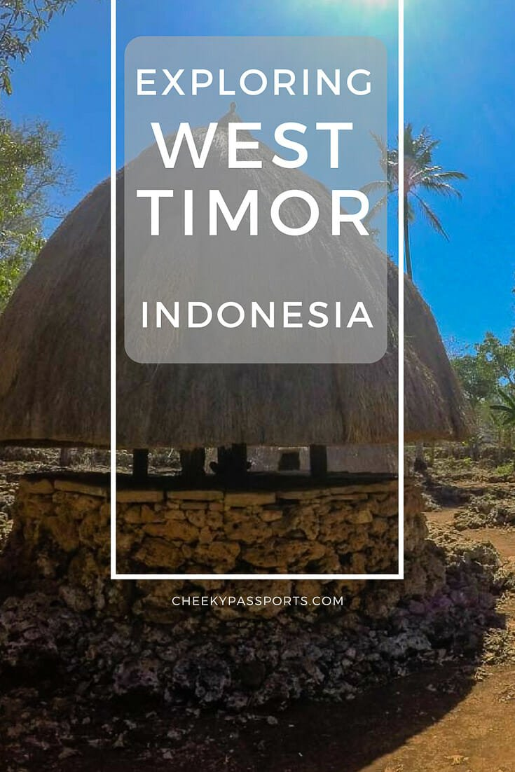 We knew very little about the relatively unexplored traditional region. As we set out exploring West Timor, Indonesia, we were curious to find out as much as we could, especially since many of the travelers we met around Indonesia seemed completely oblivious to this part of the country. What we found was amazing! #wonderfulindonesia #indonesia #asia #tribes #offthebeatentrack #timor