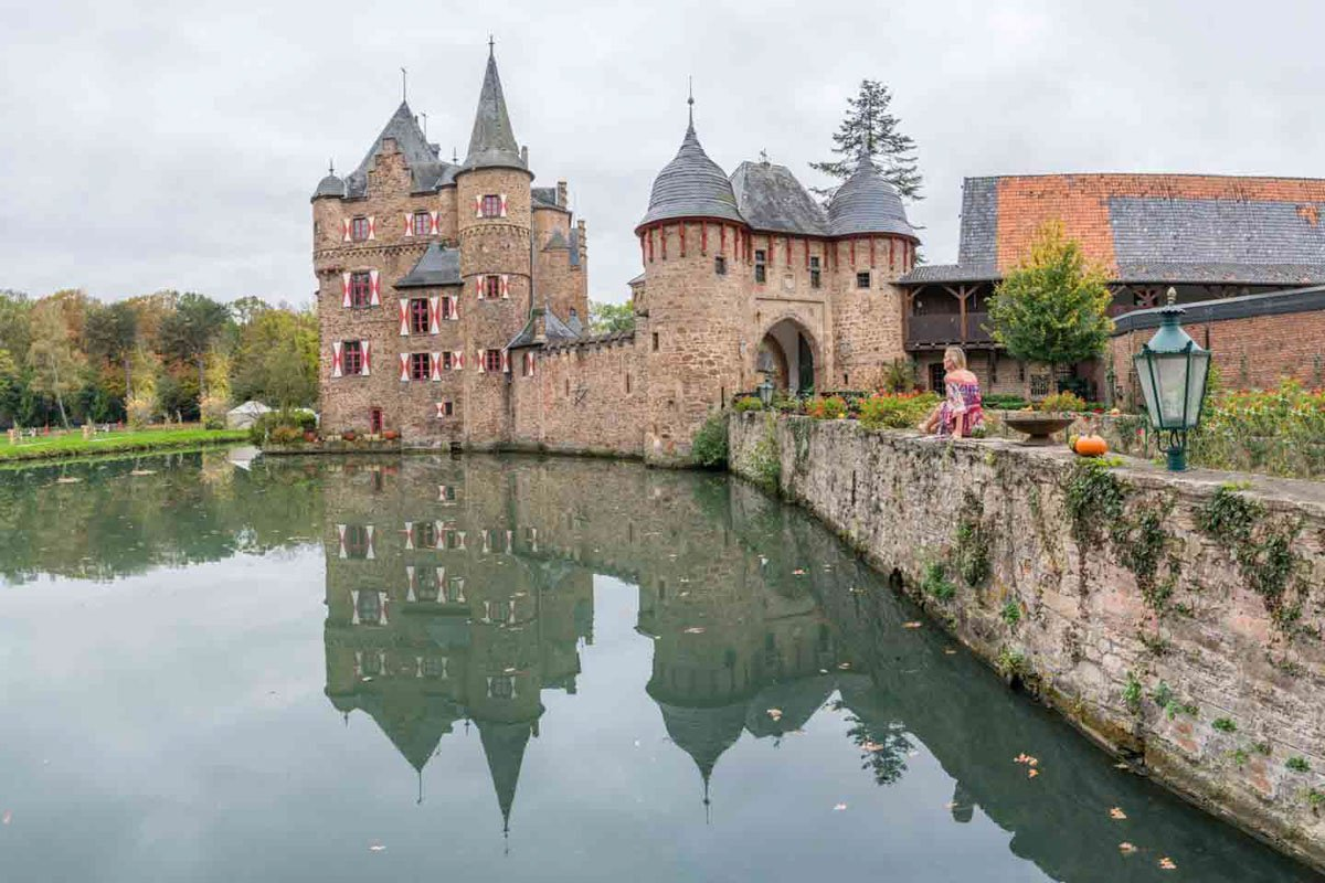Getting Stamped Germany Castle - Most Romantic Destinations