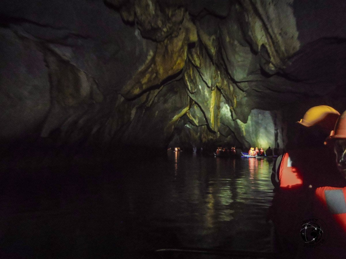 At the Puerto Princesa Underground River Tour Do It Yourself