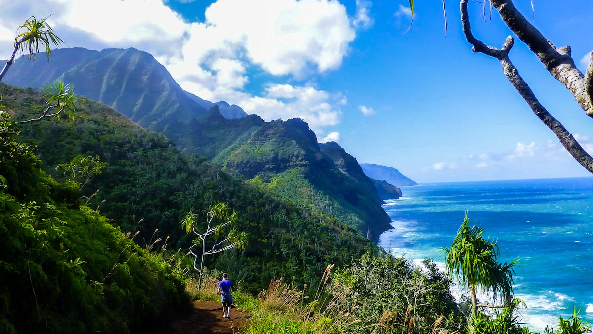 Na Pali Coast, Kauai, Hawaii_maptrotting - Most Romantic Destinations