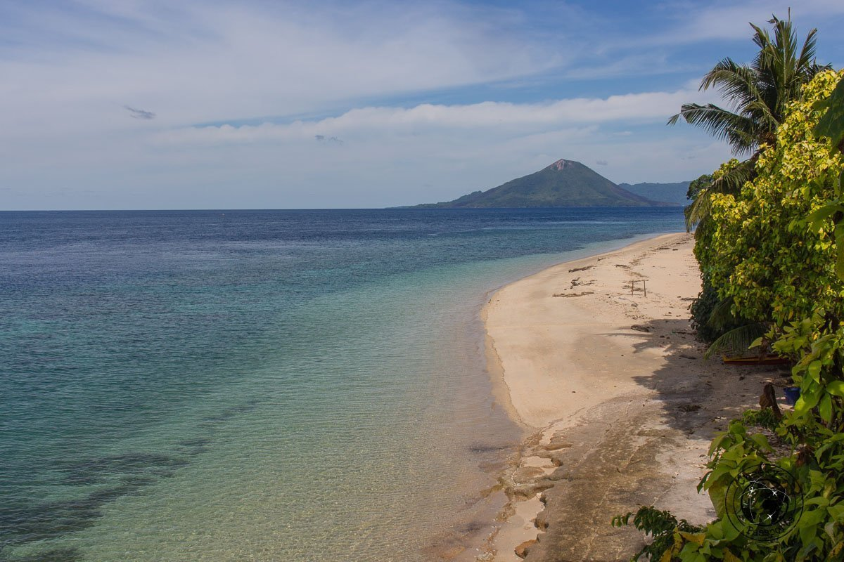 Pulau Run in Banda Islands, Maluku