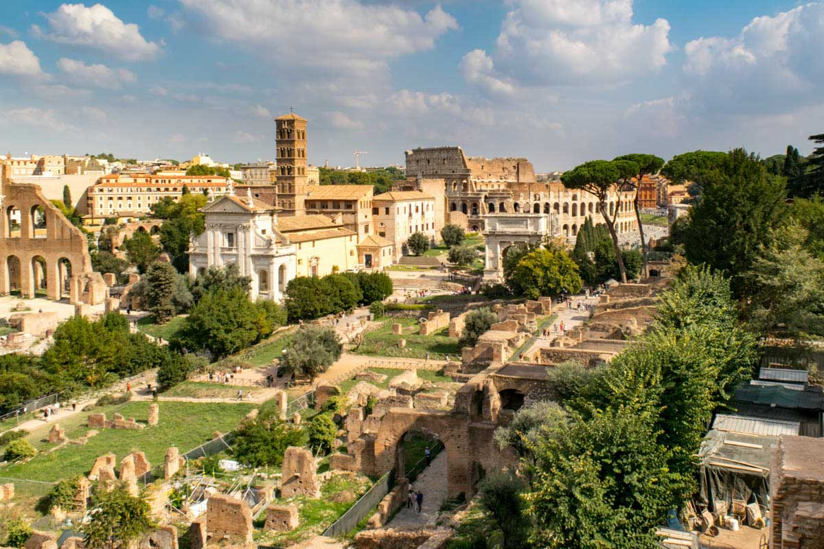 RomePalatineHill_ourescapeclause - Most Romantic Destinations
