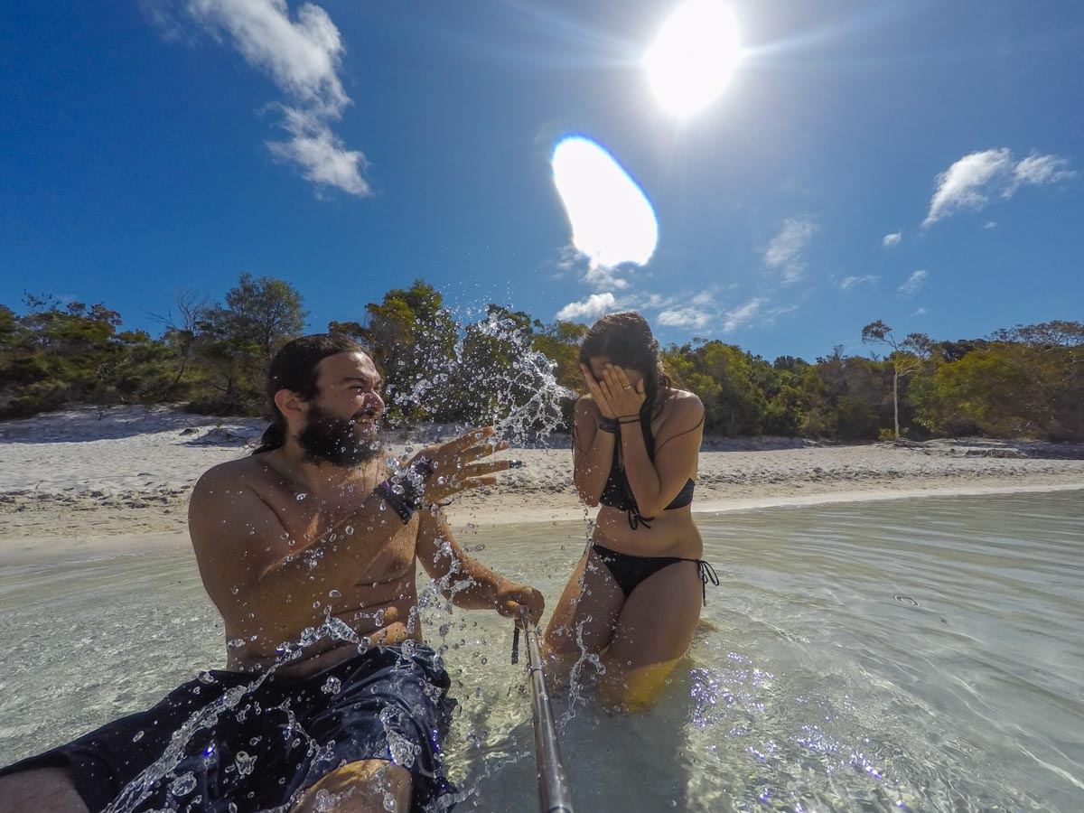 fraserIsland_Dreamtrip - Most Romantic Destinations