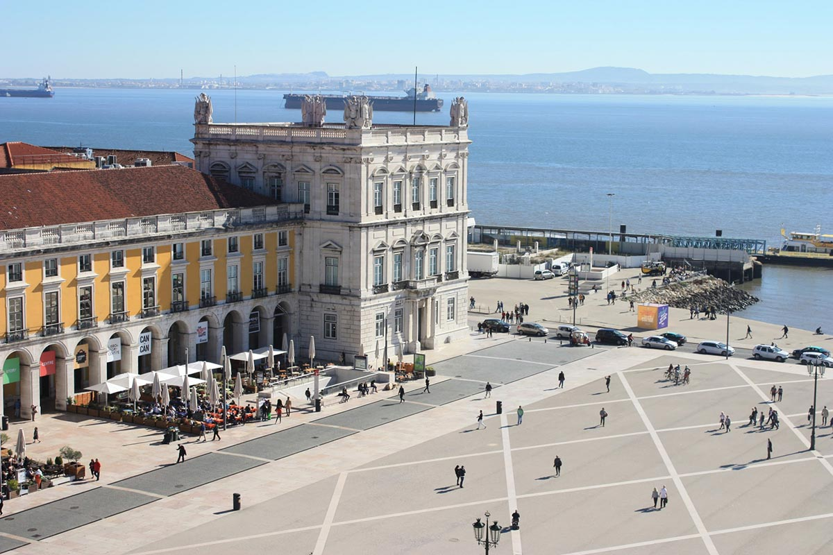 lisbon - worldwide shopping guide - Most Romantic Destinations