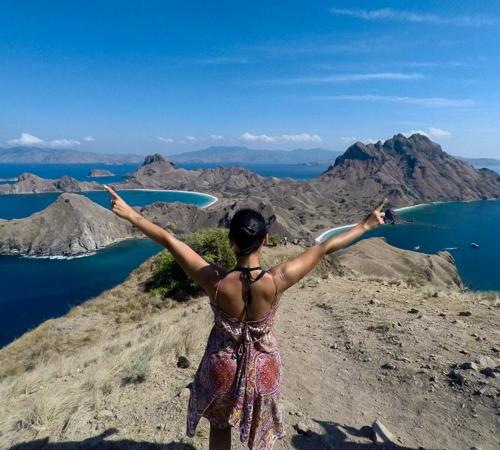 Diving in Komodo and Traveling Across Flores Island, Indonesia