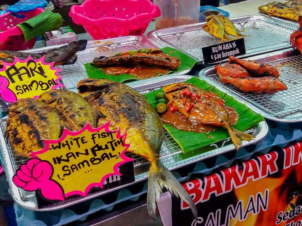 A look at our Travel Expenses in Brunei