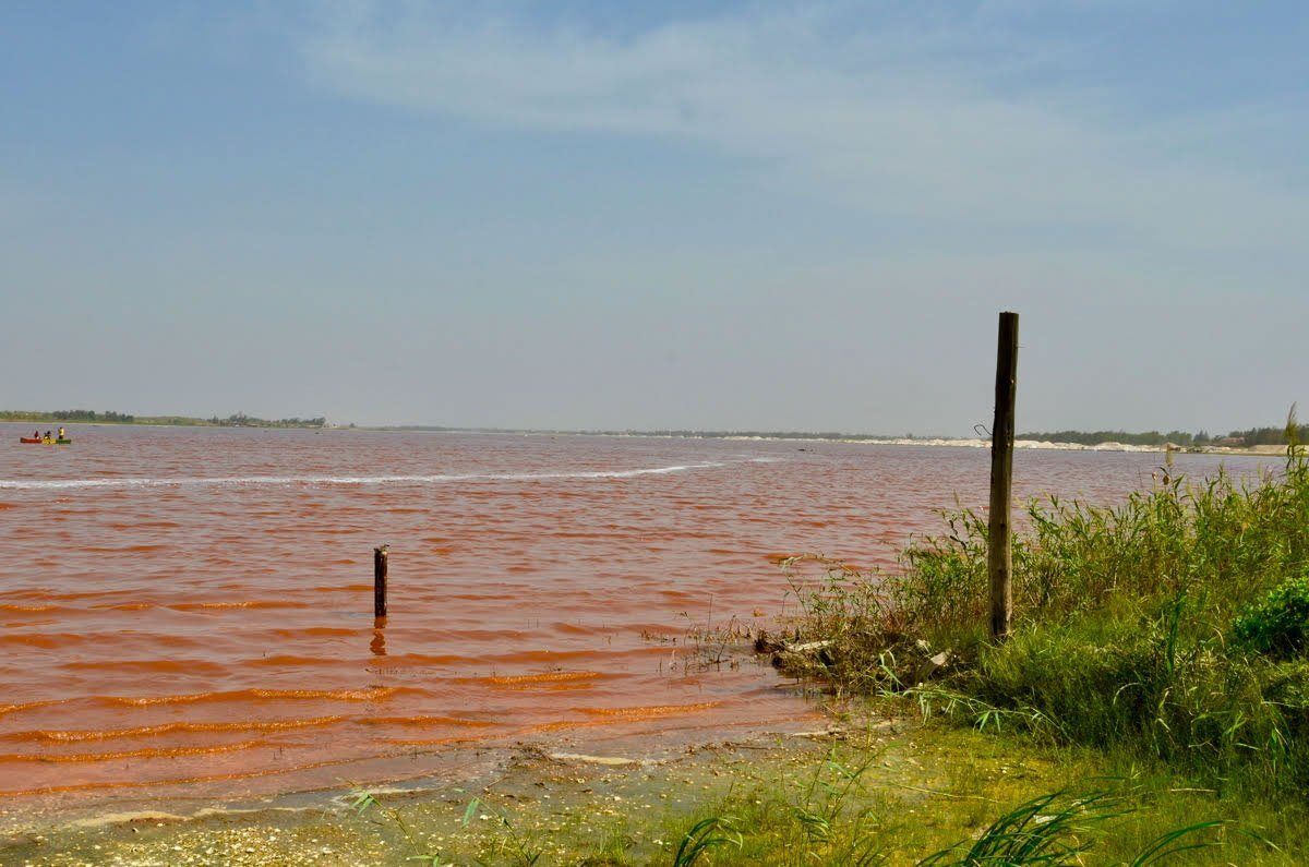 Lake Retba - Most Romantic Destinations
