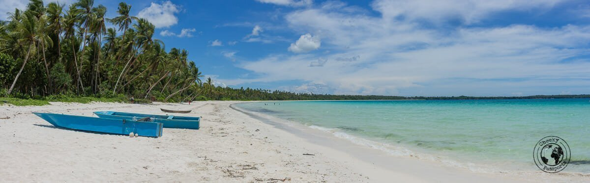 Matwaer beach - exploring the kei islands in malukku