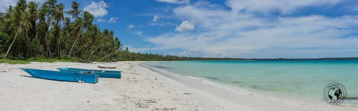 Matwaer beach - exploring the kei islands in malukku