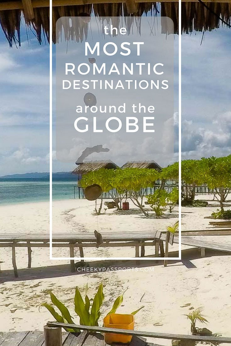 Most romantic destinations around the globe by travel for Romantic hotels around the world