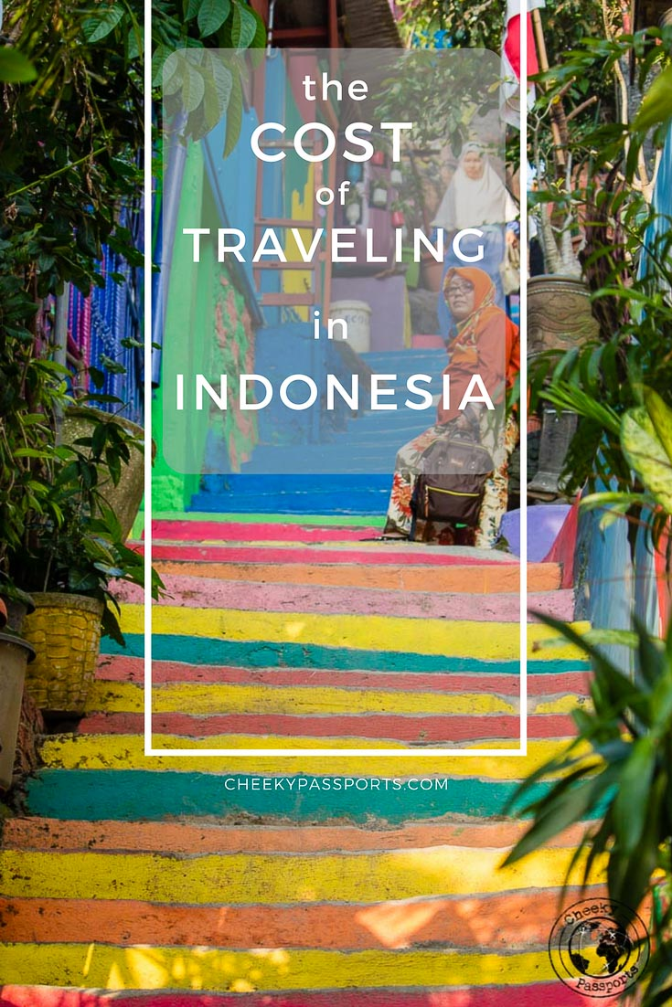 Our four months in Indonesia were characterised by lots of secluded beaches and lush local scenery on remote islands, sprinkled with some adventure and excitement, all of which, in some way or another contributed to our cost of traveling in Indonesia. Interested in the details? Read on. #wonderfulindonesia #budgettravel #indonesia #offthebeatentrack