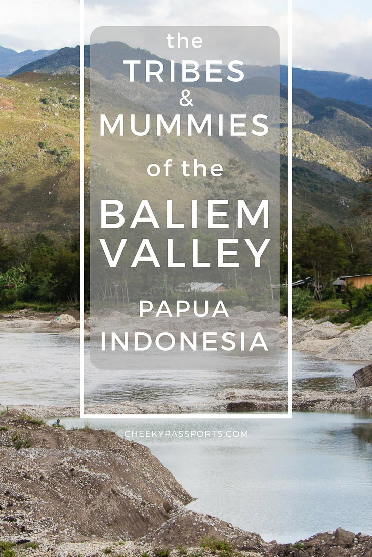 The Tribes and Mummies of the Baliem Valley, Papua - There are remote places in Indonesia and then there are remote places in Papua, Indonesia. The Baliem Valley has got to be one of the most special places that we have travelled to, and this thanks to the unique culture that makes this region so incredibly rich, and colourful. Intrigued? Read more about our experience. #baliem #tribes #offthebeatentrack #papua
