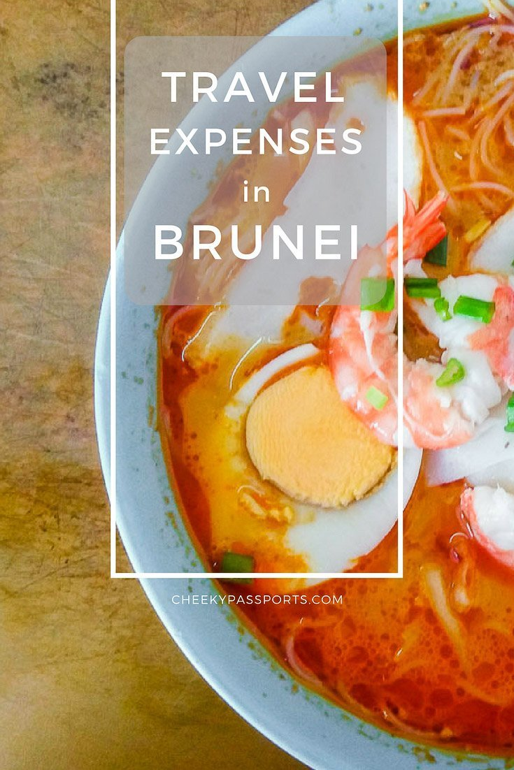 Travel Expenses in Brunei - Travel Expenses in Brunei - Although Brunei is located in Southeast Asia, it is not a backpacker destination as so many of the other neighbouring countries are, and travel expenses in Brunei will vary significantly when compared with the costs of traveling in other countries. Read more to see a breakdown of costs during our short stay. #brunei #budgettravel #tourism
