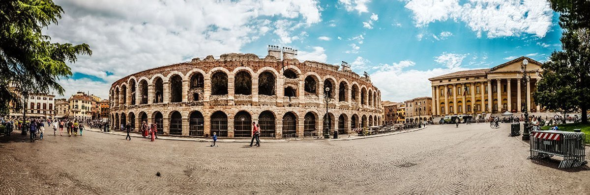 Verona-Arena-Most Romantic Destinations