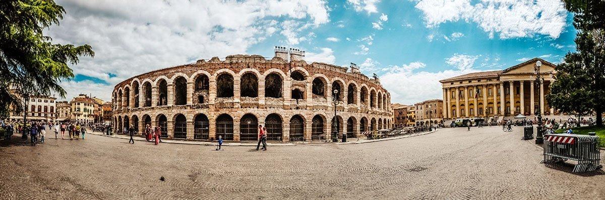 Verona-Arena-Most Romantic Destinations