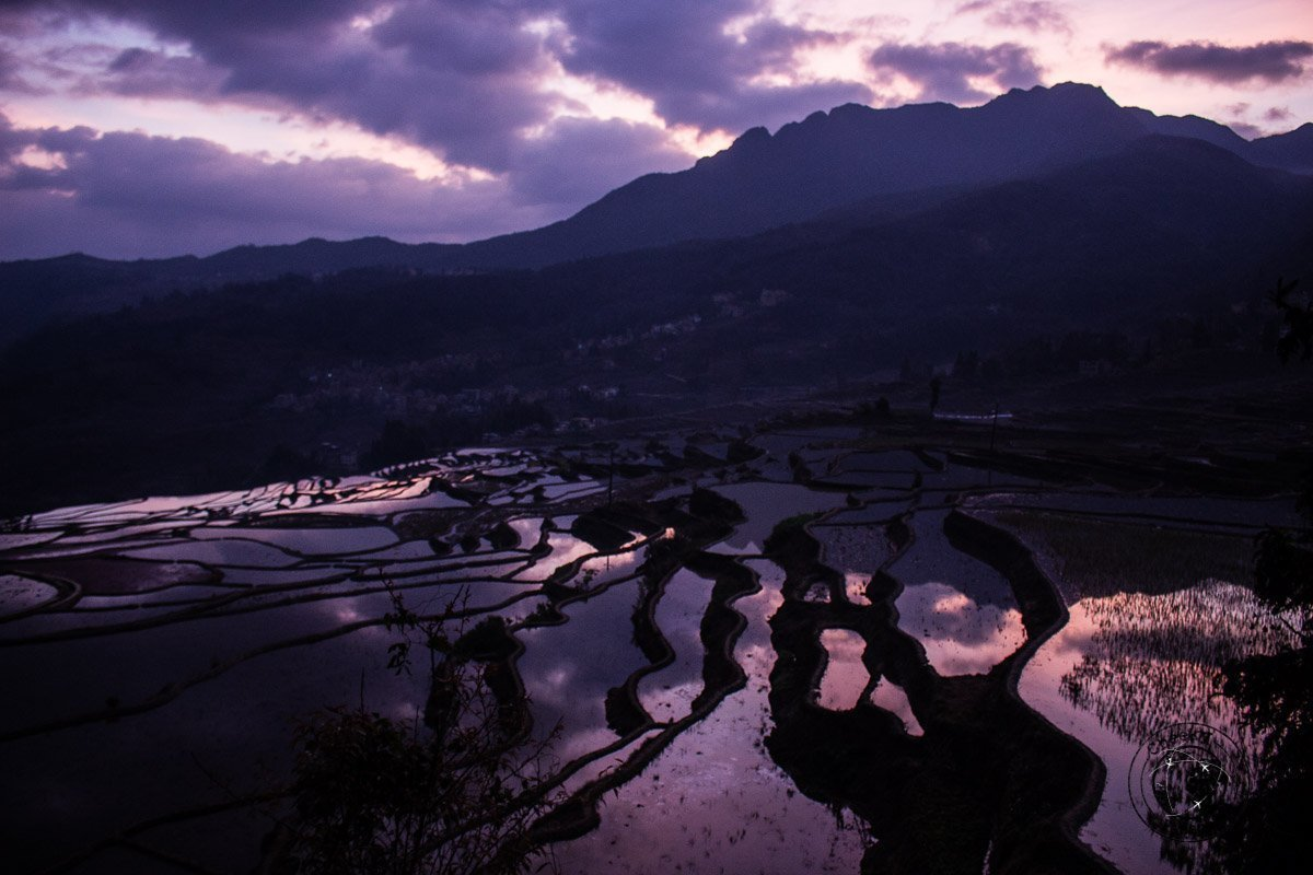 Duoyishu Rice Terraces - How to visit the Yuanyang Rice Terraces