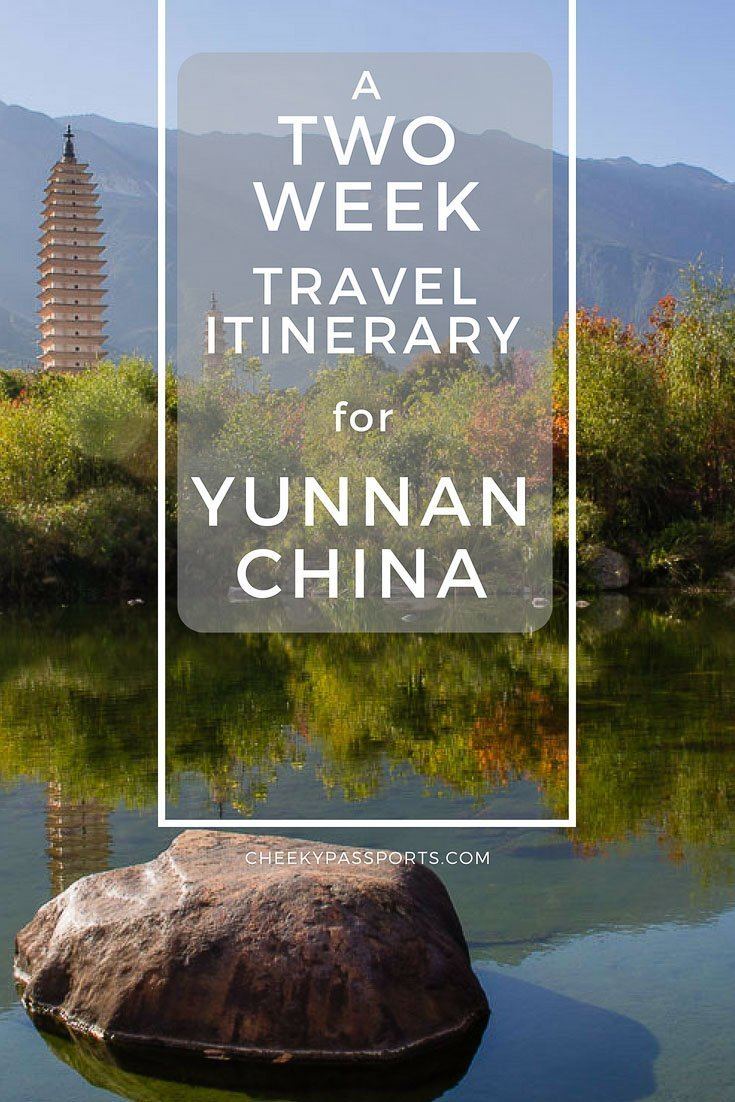 This two-week itinerary for Yunnan allowed us to explore the several points of interest of the region comfortably, and in relative depth without too many hiccups. We hope this itinerary helps you enjoy Yunnan as much as we did! #itinerary #travelitinerary #lijiang #china #chinatrips #yunnan #traveladdict #travelgoals #lijiang #globetrotter #globetrotting #beautifulplaces #beautifuldestinations #beautifulview #travelcouple #travelcommunity #aroundtheworld #mountainview #mountains #backpacking