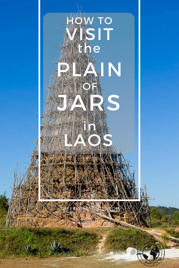 The Plain of Jars in Laos consists of over 90 sites with some having up to 400 prehistoric stone jars in various shapes and conditions, scattered about a number of plains. The sites are quite off the beaten track in Laos, but we strongly advise you to include them on your itinerary when planning a trip to Laos! #laos #laossimplybeautiful #simplybeautiful #plainofjars #xiengkhouang #traveladdict #traveldiary #travelblog #aroundtheworld #phonsovan #passionpassort #travelawesome