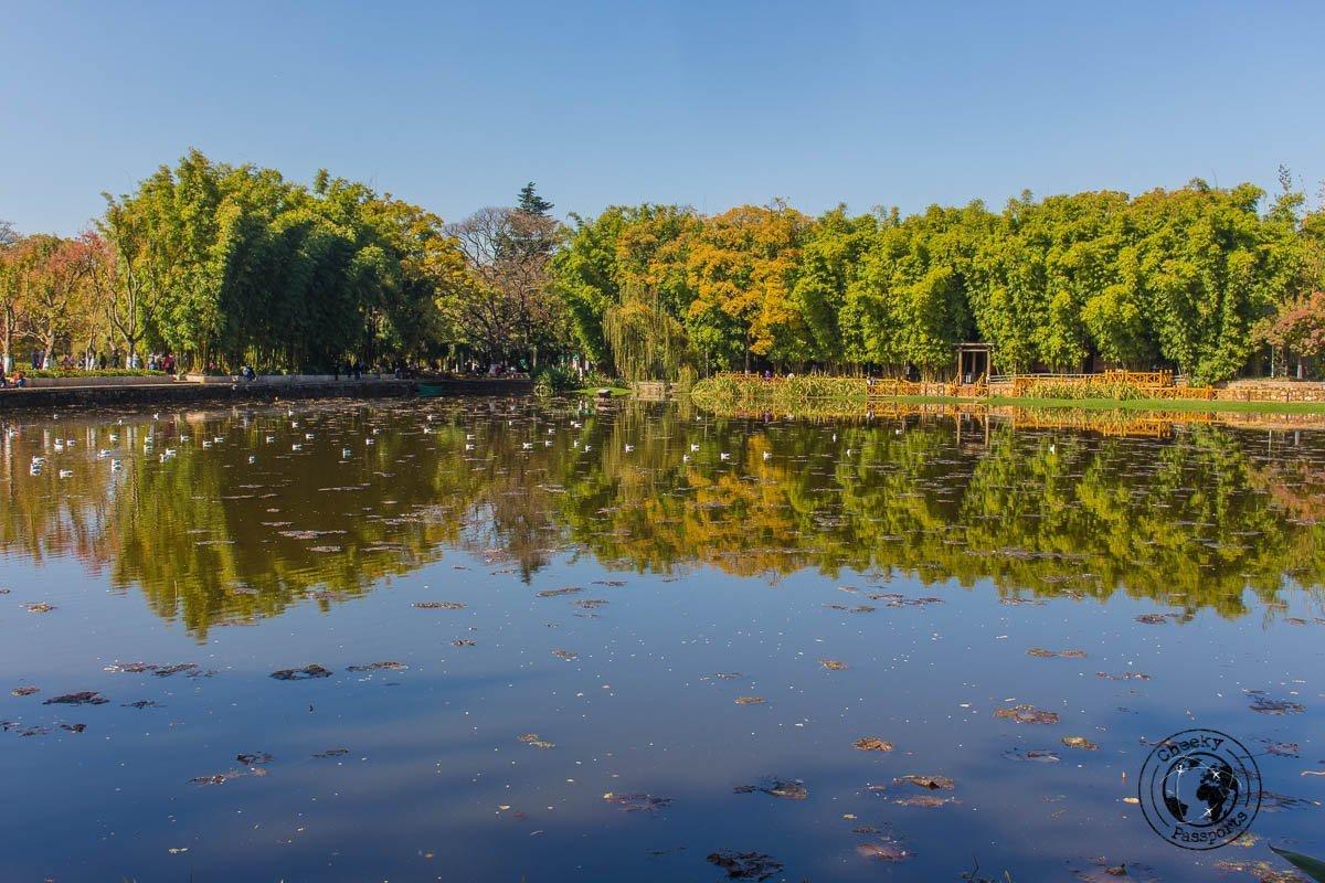 Kunming green lake park - Yunnan Travel - A two-week Yunnan itinerary