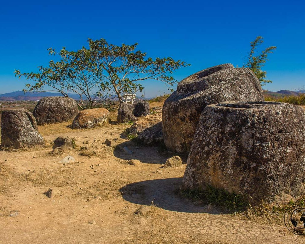 How to visit the Plain of Jars in Laos