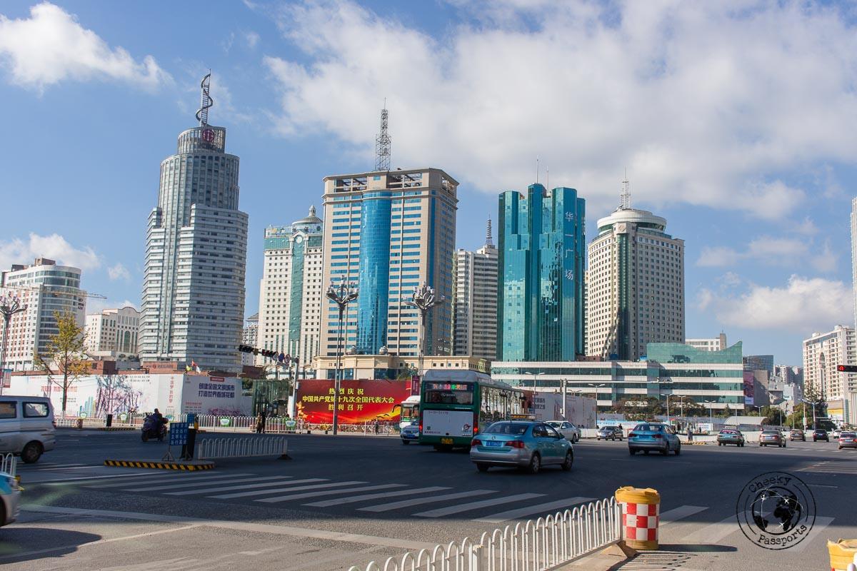 The City of Kunming - Yunnan Travel - A two-week Yunnan itinerary