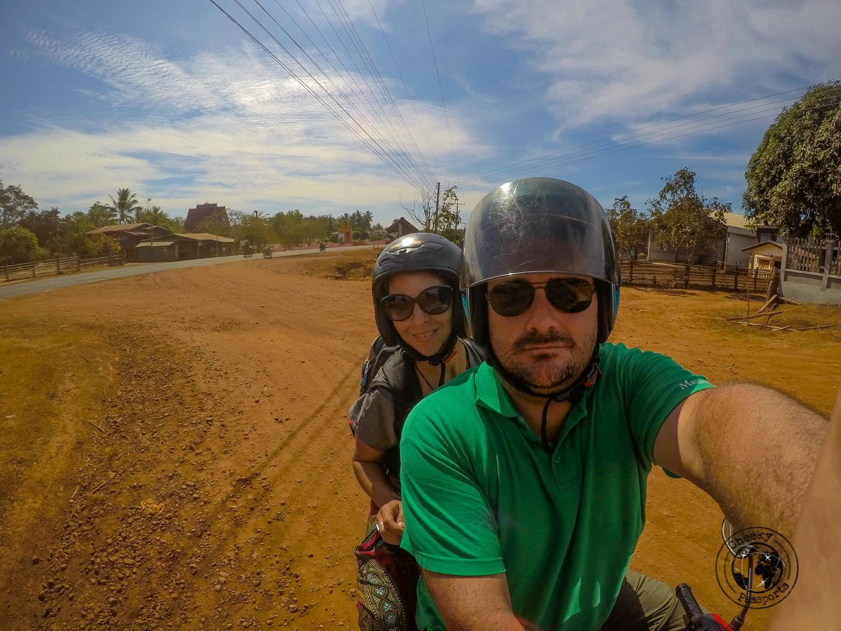 Biking the Bolaven Plateau - thing to do when backpacking in Laos