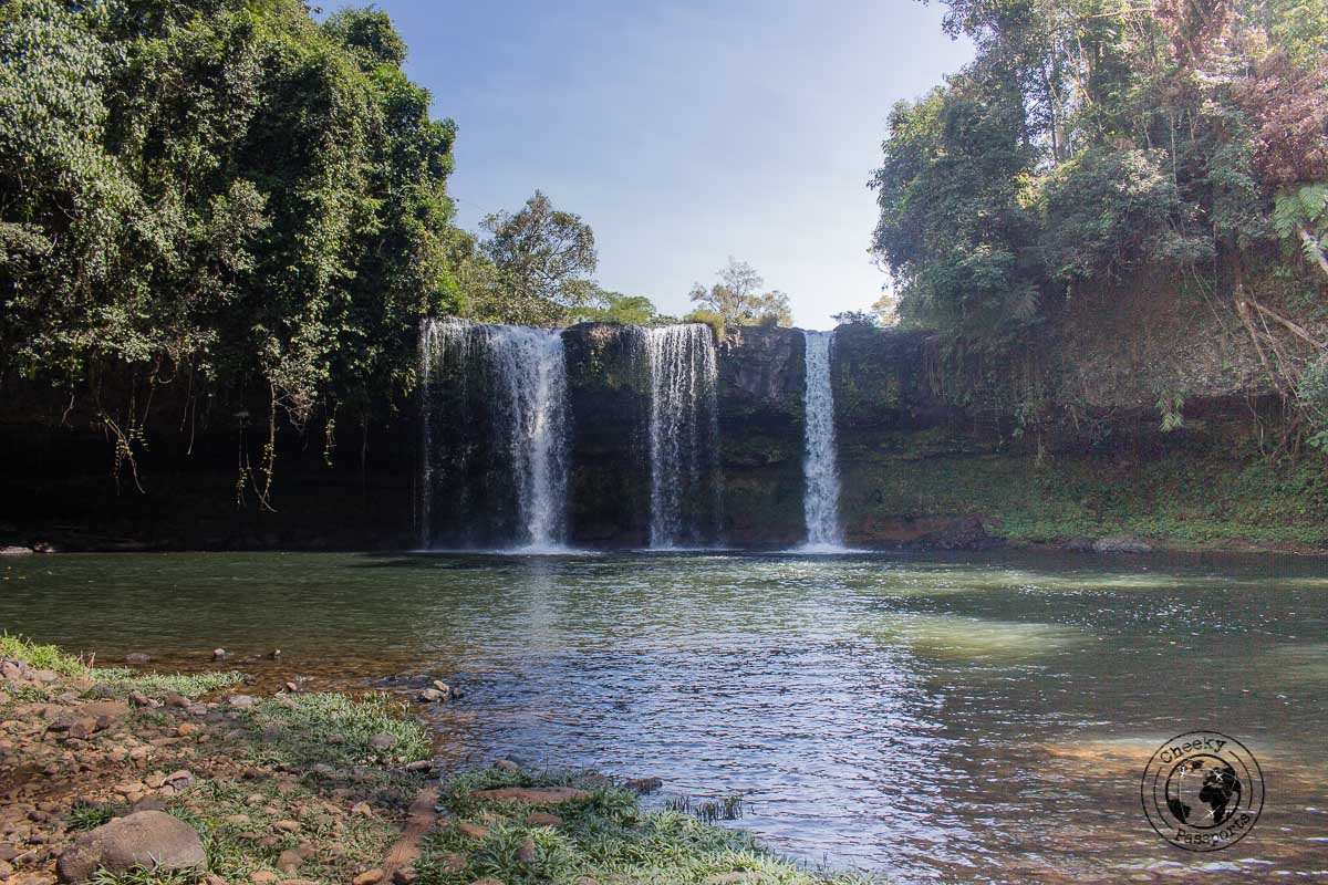Tad Champi - Itinerary for Biking the Bolaven Loop