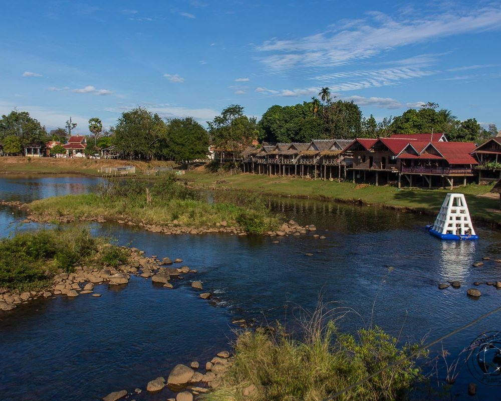 Itinerary for Biking the Bolaven Plateau Loop