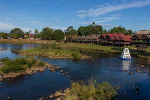 Tad Lo village - Itinerary for Biking the Bolaven Plateau Loop