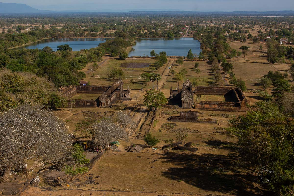 Vat Phou - Itinerary for Biking the Bolaven Loop