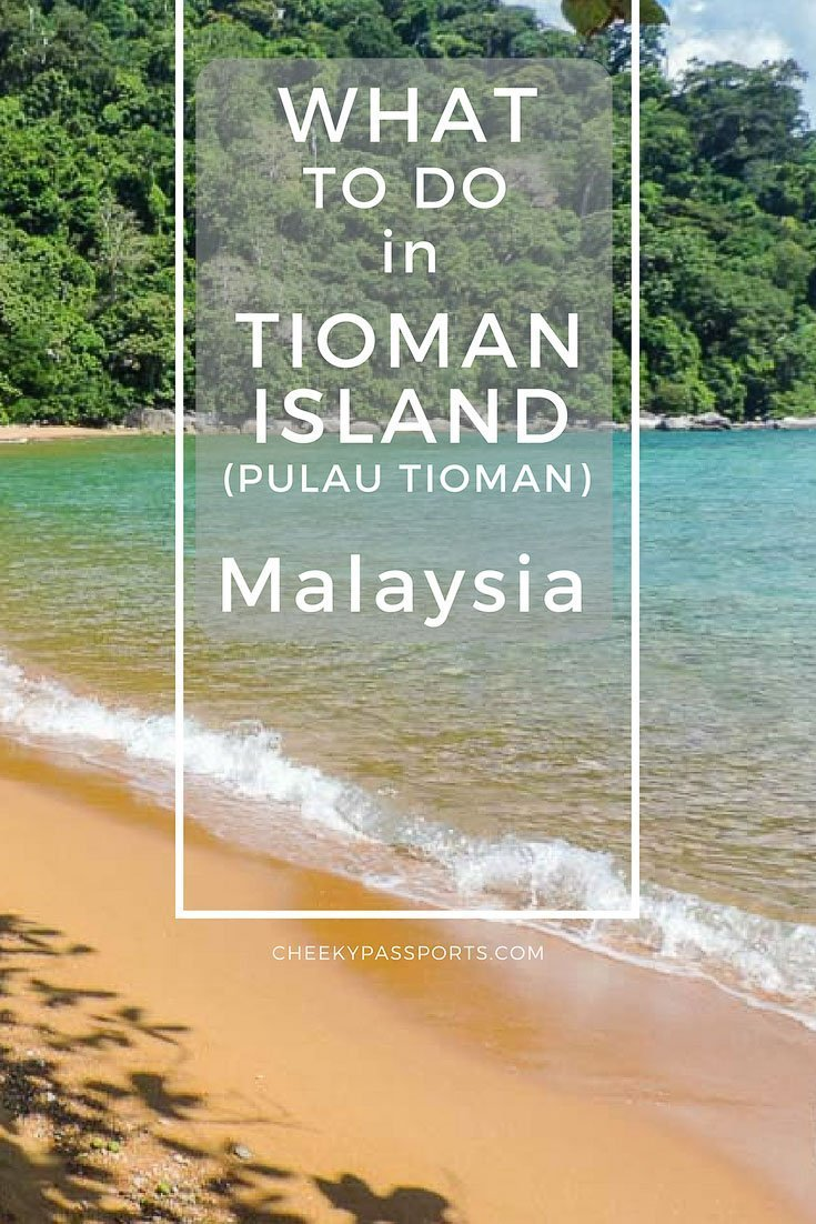 What to do in Tioman Island - Beaches, Monkeys and Jungle treks - Here's all you need to know about what to do in Tioman. Amazing beaches for island vibes and dense jungle for trekking, the island will become a favourite! #beach #diving #tioman #tiomanisland #malaysia #trulyasia #travel #traveladdict