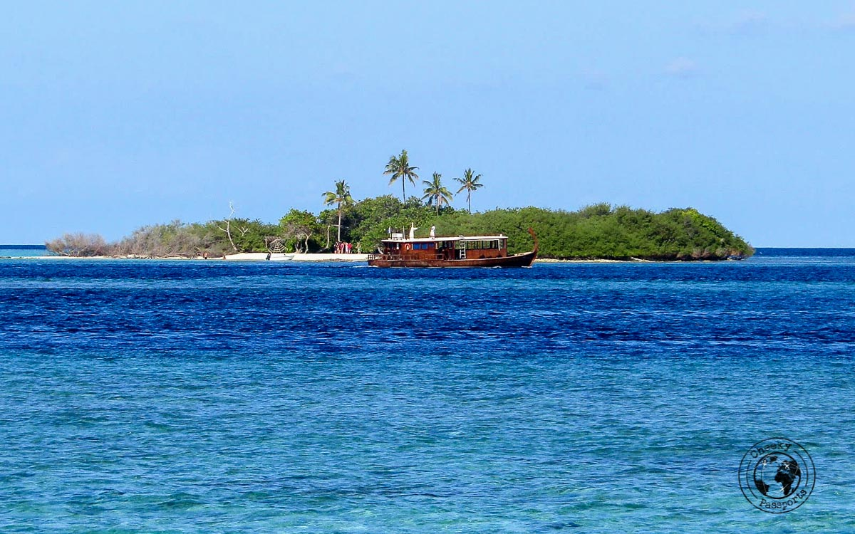 Private vessels in the Maldives - Backpacking Maldives