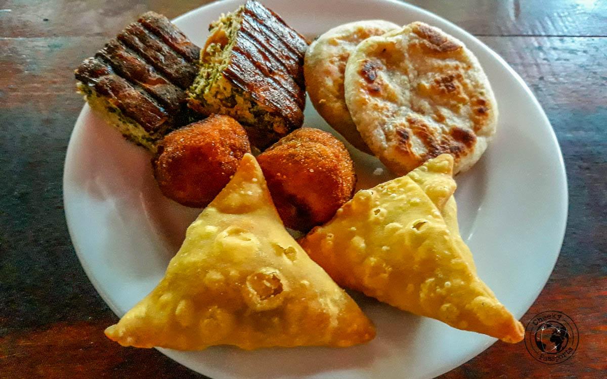 Short eats, a good choice for those backpacking maldives