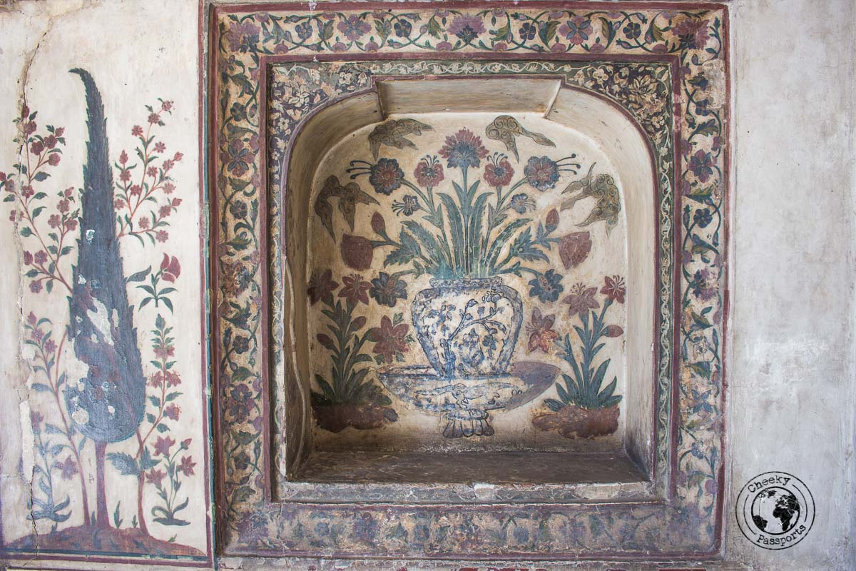 Intricate details at the Baby Taj - Your Guide to Seeing Sunrise at Taj Mahal