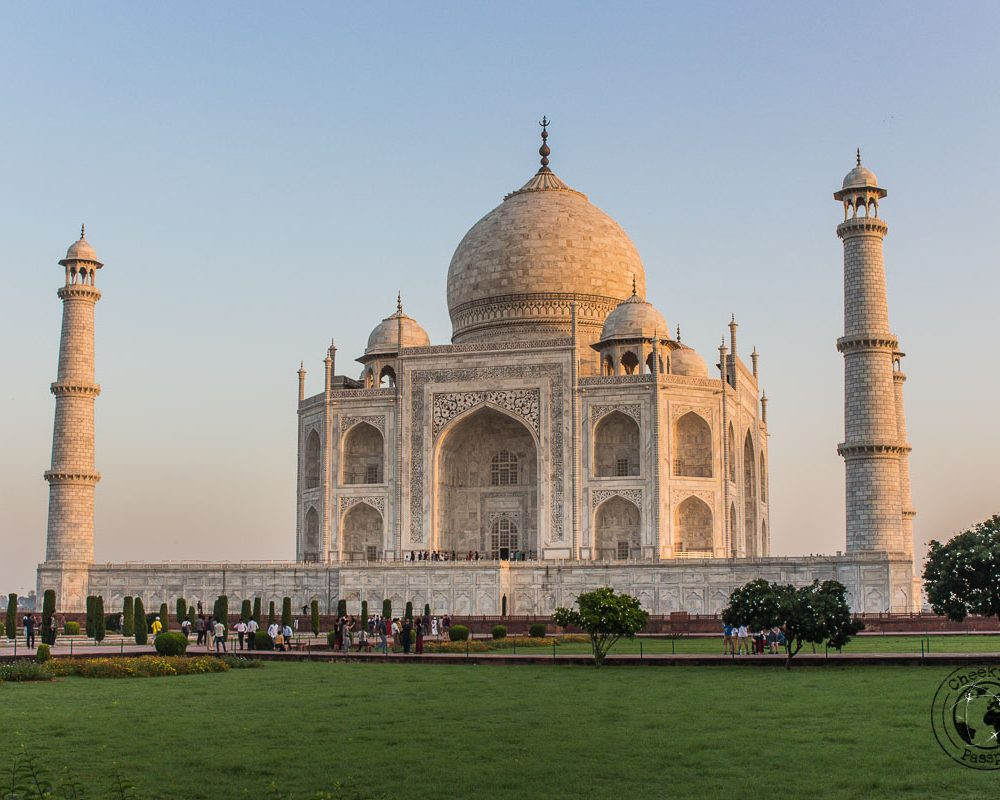 A Guide to Seeing Sunrise at Taj Mahal