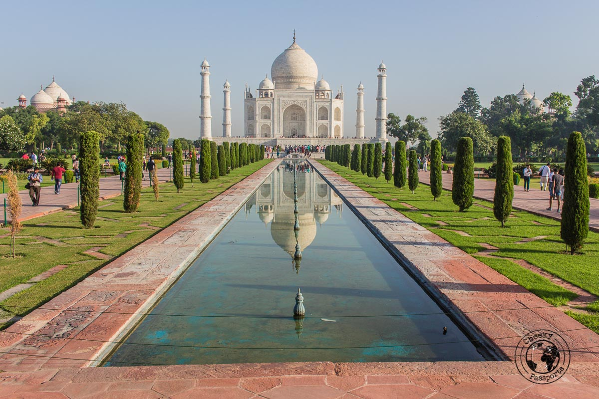 Taj Mahal in Agra - Your Guide to Seeing Sunrise at Taj Mahal