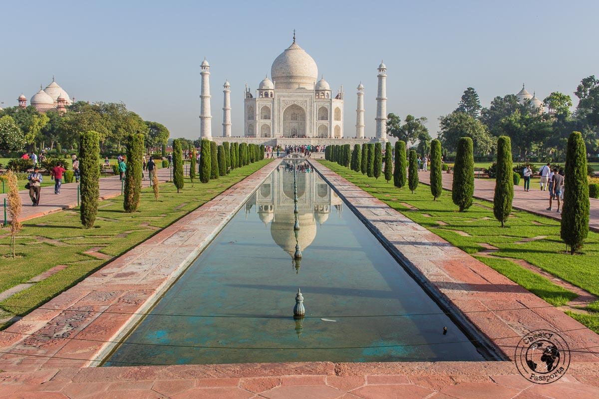 Taj Mahal in Agra - Your Guide to Seeing Sunrise at Taj Mahal