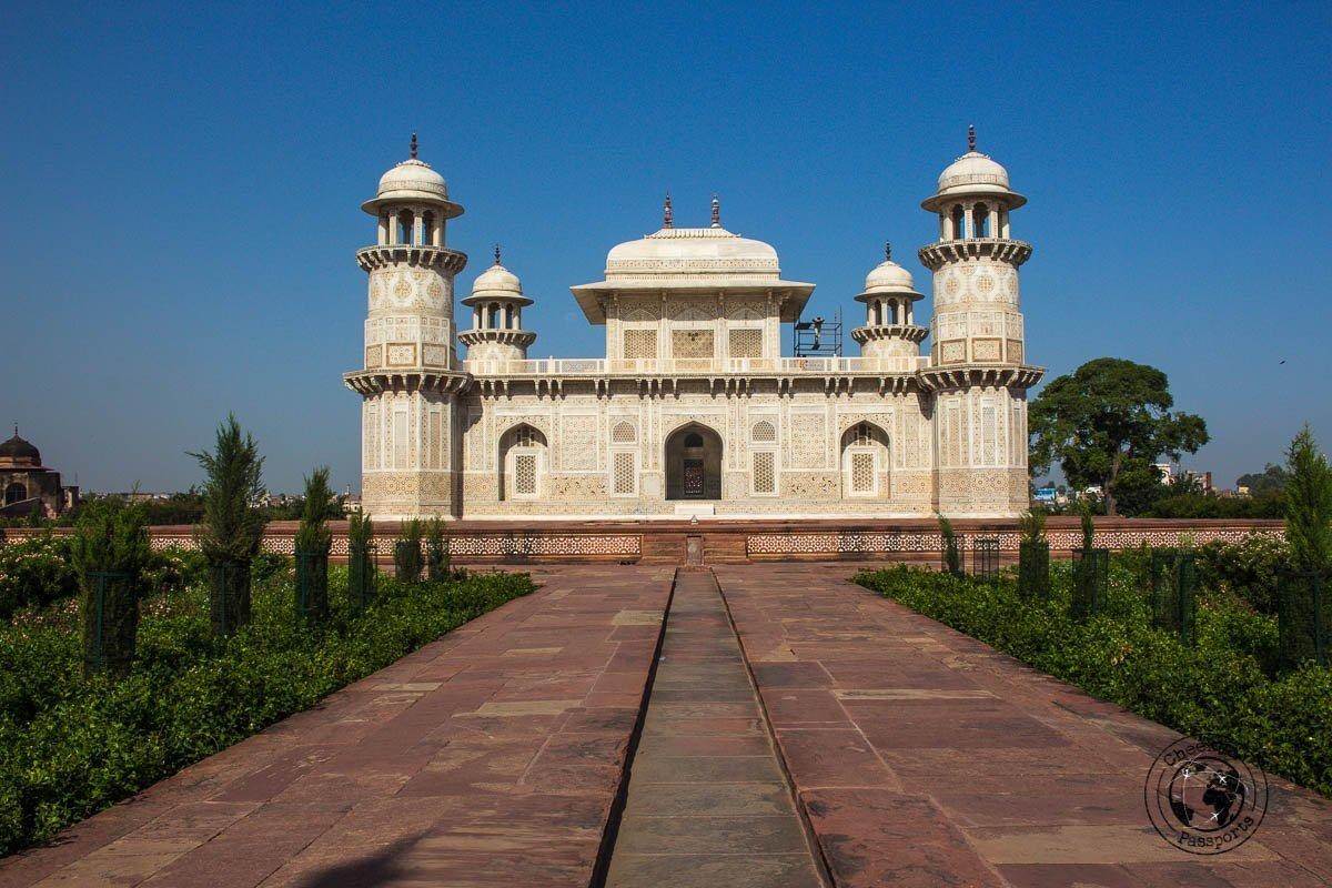 The Baby Taj - Your Guide to Seeing Sunrise at Taj Mahal
