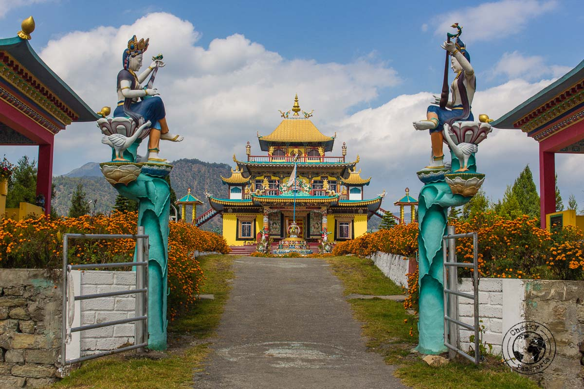 Chilipan Monastery - Explore Dirang and Bomdila in Arunachal Pradesh - Northeast India Travel