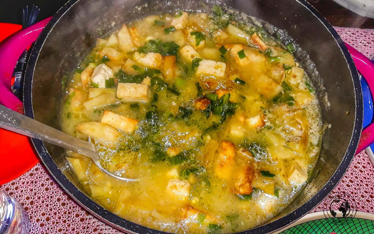 Chura Kamtang a delicacy of Bomdila and Dirang